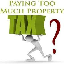 avoid overpaying property taxes logo