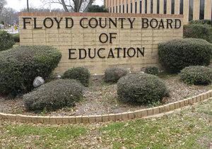 floyd county BOE